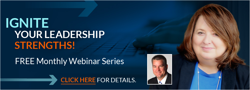 Ignite Your Leadership Strengths Free Webinar