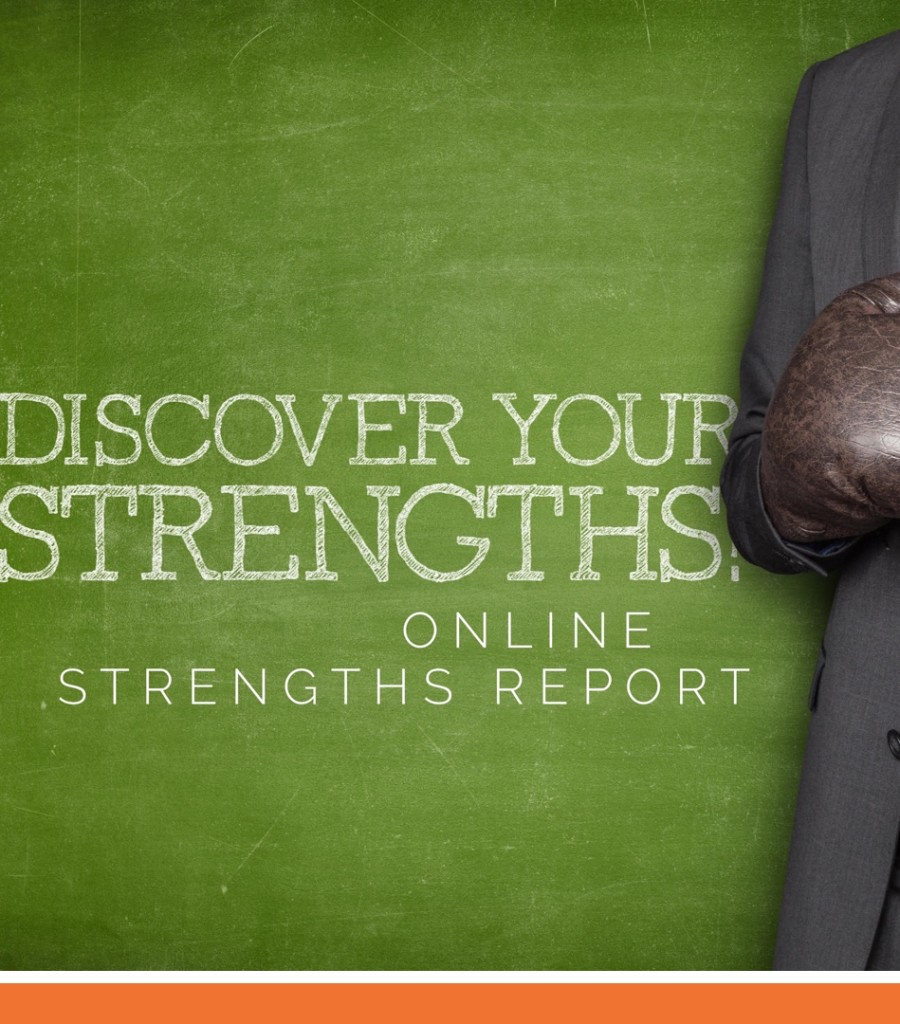 Discover your strengths copy