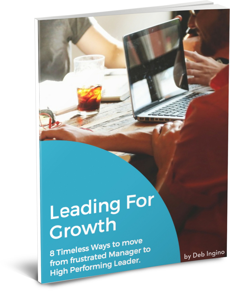 Leading For Growth E-book