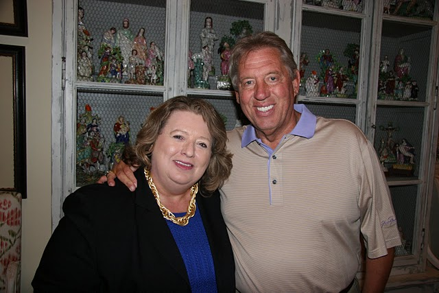 Deb and John C Maxwell
