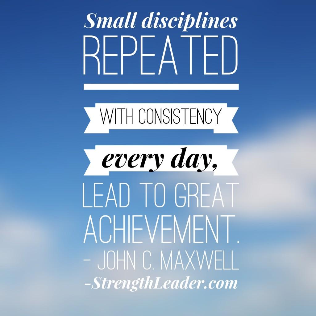 discipline copy