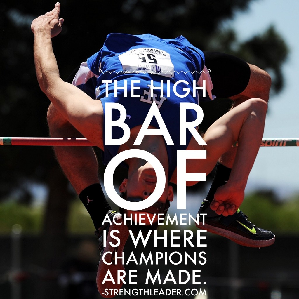 high bar high perfromers
