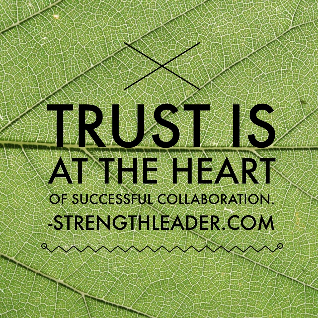 trust in collaboration copy
