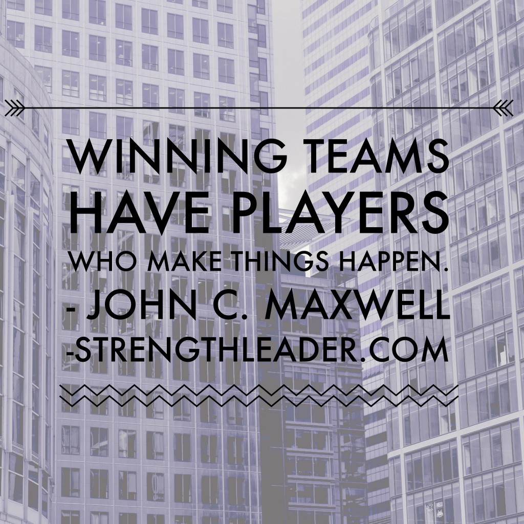 winning teams john c maxwell copy