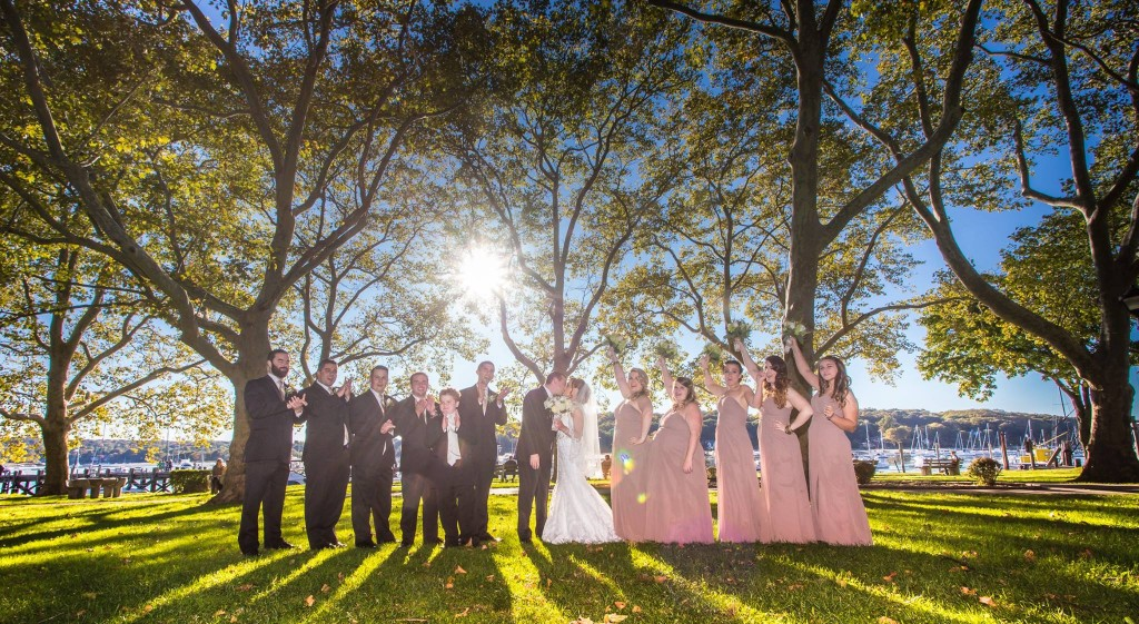 Wedding pic harbor 10 10 15